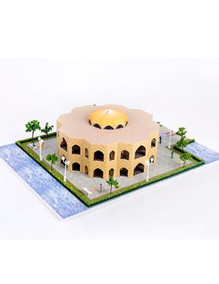 - Eshel 3D Üç Boyutlu Puzzle - İnci Köşk - Öğren, Yap, Eğlen (1)
