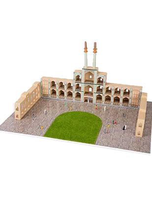- Eshel 3D Üç Boyutlu Puzzle - Sultan Camisi - Öğren, Yap, Eğlen