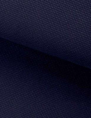 Etamin Kumaş - Lacivert - En 150 cm