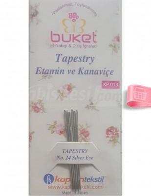 BUKET - Buket Etamin ve Kanaviçe İğnesi - KP013