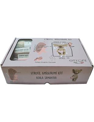 ETROFİL - Etrofil Amigurumi Yapım Seti - Koala