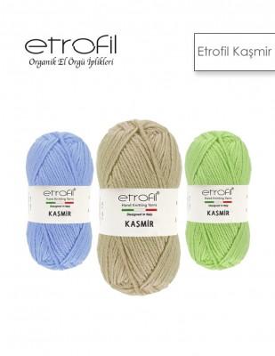ETROFİL - Etrofil Kaşmir El Örgü İplikleri