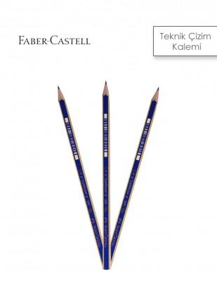 FABER CASTELL - Faber Castell - Çizim Kalemi