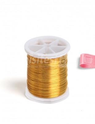 - Filografi Teli - Altın - Brüt 45 gr