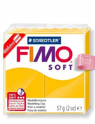 FIMO - Fimo Soft Polimer Kil - Hamur - 16 Sunflower - 57 gr