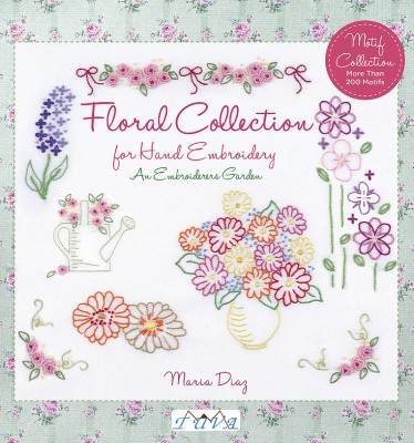 TUVA - Floral Collection For Hand Embroidery
