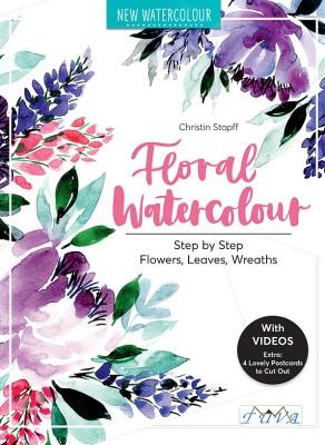 TUVA - Floral Watercolour