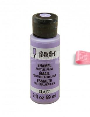 FOLKART - Folkart Enamels Fırınlanabilir Cam ve Seramik Boyası - 59 ml (1)