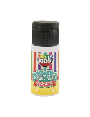 - Funny Kids Fabric Paint, Kumaş Boyaları, Tüm Kumaş Çeşitleri İçin - 20 cc (1)