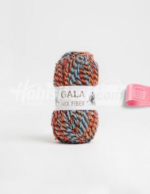 - Gala Mıx Fiber El Örgü İplikleri - 20 - 100 gr