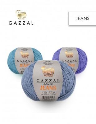 GAZZAL - Gazzal Jeans El Örgü İplikleri (1)