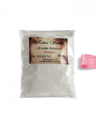 KOZA SANAT - Geleneksel Ebru Malzemeleri - Kıvam Arttırıcı - Standart 250 gr