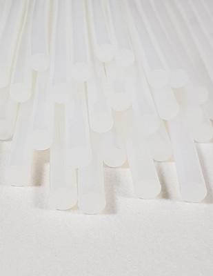- Gipfel Çubuk Mum Silikon - Çap 12mm, Uzunluk 30 cm - Şeffaf - 1 kg