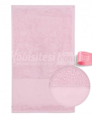 GLAMOUR - Glamour İşlemelik Havlular, Etaminli, Bukle 30 x 50 cm (1)