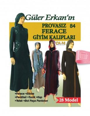 DİLEM YAYINLARI - Güler Erkan'la Provasız Giyim Kalıpları - Sayı 84