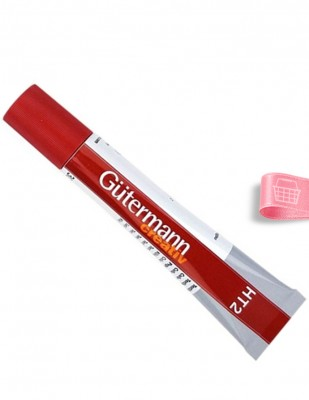 GUTERMANN - Gütermann Kumaş Yapıştırıcısı HT2 - 30 Gr