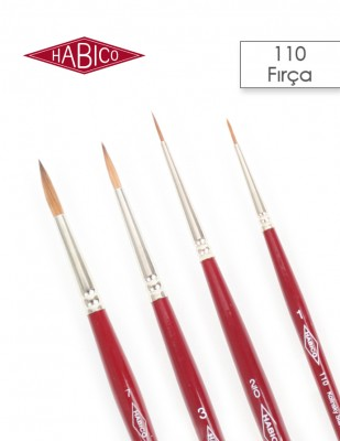 HABICO - Habico Kolinsky Standard 110 Seri Fırça