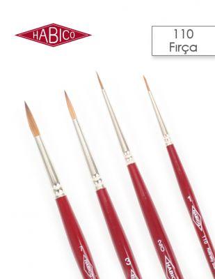 Habico Kolinsky Standard 110 Seri Fırça
