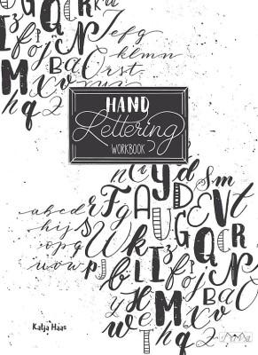 TUVA - Hand Lettering Workbook