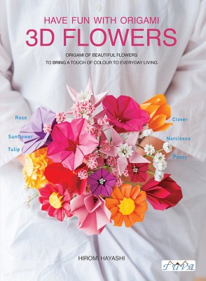 TUVA - Have Fun with Origami 3D Flowers