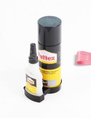 HENKEL - Henkel Pattex 2K Profesyonel Hızlı Yapıştırıcı - Şeffaf - 200 ml