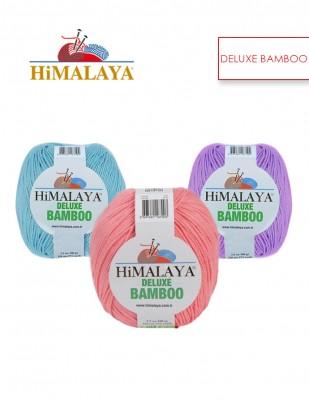 HİMALAYA - Himalaya Deluxe Bamboo El Örgü İplikleri