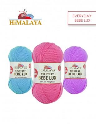 HİMALAYA - Himalaya EveryDay Bebe Lux El Örgü İplikleri