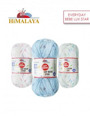 HİMALAYA - Himalaya EveryDay Bebe Lux Star El Örgü İplikleri