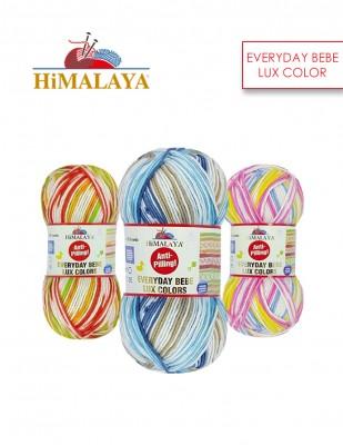 HİMALAYA - Himalaya EveryDay Bebe Lux Colors El Örgü İplikleri