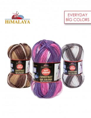 HİMALAYA - Himalaya Everyday Big Colors El Örgü İplikleri