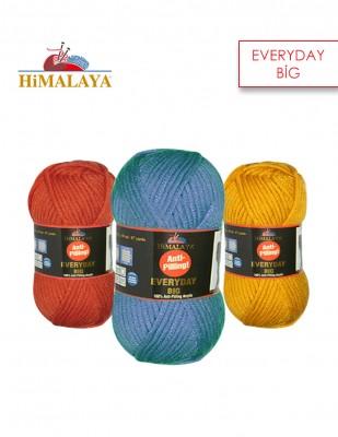 HİMALAYA - Himalaya EveryDay Big El Örgü İplikleri