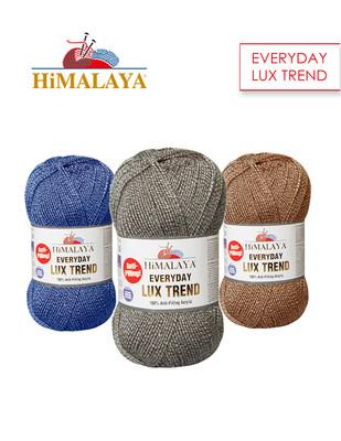 HİMALAYA - Himalaya Everyday Lux Trend El Örgü İplikleri