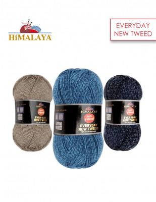 HİMALAYA - Himalaya EveryDay New Tweed El Örgü İplikleri