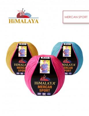 HİMALAYA - Himalaya Mercan Sport El Örgü İplikleri