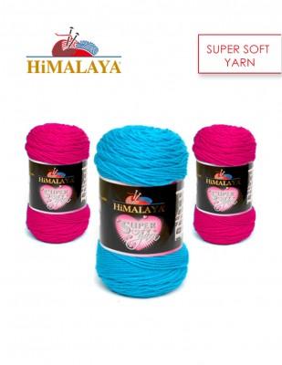 HİMALAYA - Himalaya Super Soft Yarn El Örgü İplikleri (1)