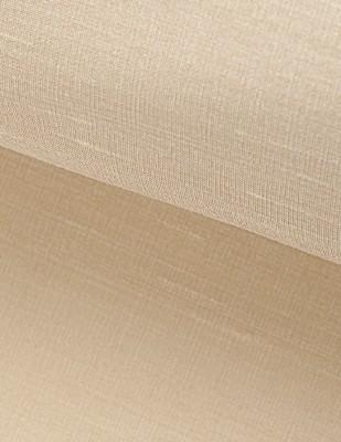 - Hint İpeği İşlemelik Kumaş - Ekru - En 150 cm