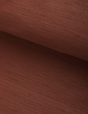- Hint İpeği - Bordo - En 150 cm