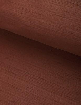 - Hint İpeği İşlemelik Kumaş - Bordo - En 150 cm
