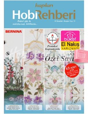 KAPLAN YAYINLARI - Hobi Rehberi - Sayı 10