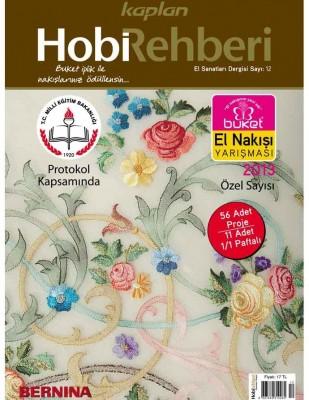 KAPLAN YAYINLARI - Hobi Rehberi - Sayı 12