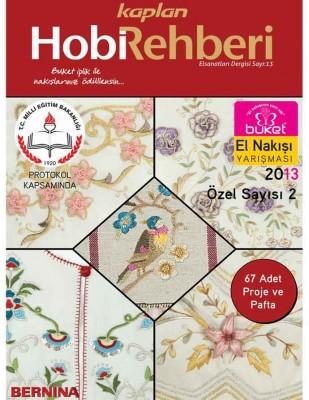 KAPLAN YAYINLARI - Hobi Rehberi - Sayı 13