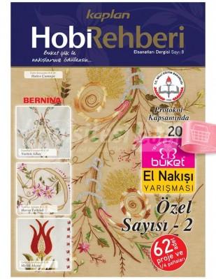 KAPLAN YAYINLARI - Hobi Rehberi - Sayı 8