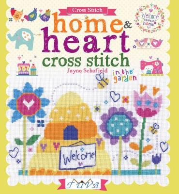 TUVA - Home & Heart Cross Stitch