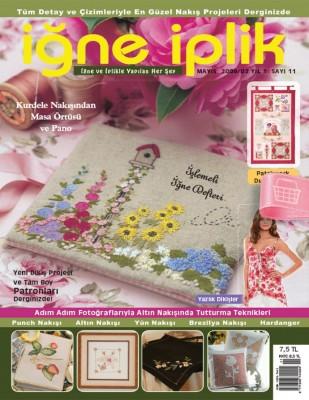 TUVA - İğne İplik Dergisi - Sayı 11