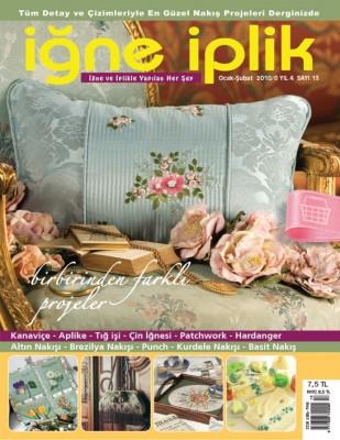 TUVA - İğne İplik Dergisi - Sayı 13