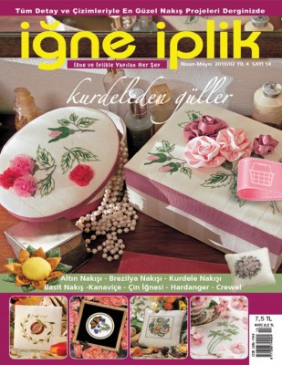 TUVA - İğne İplik Dergisi - Sayı 14