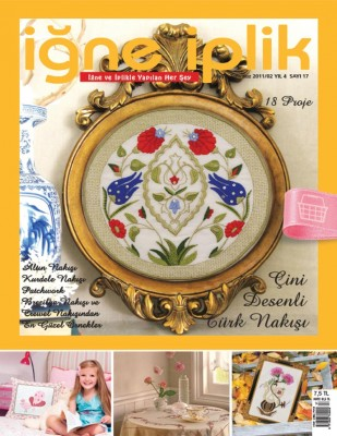 TUVA - İğne İplik Dergisi - Sayı 17