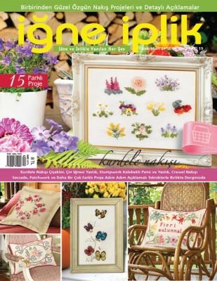 TUVA - İğne İplik Dergisi - Sayı 19
