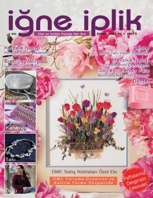 TUVA - İğne İplik Dergisi - Sayı 2