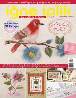 TUVA - İğne İplik Dergisi - Sayı 20